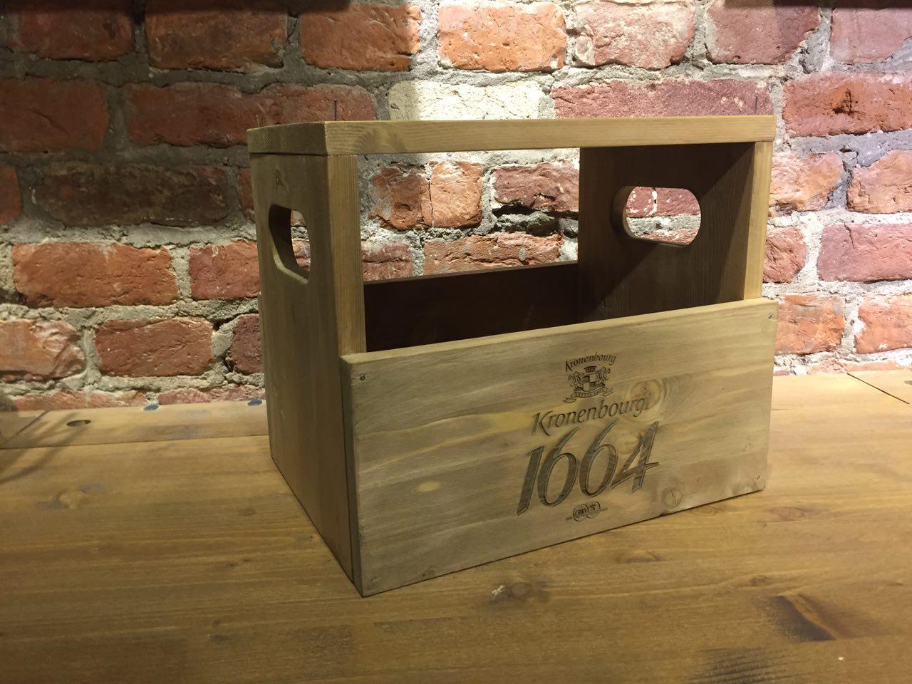 Ящик для пива своими руками 90