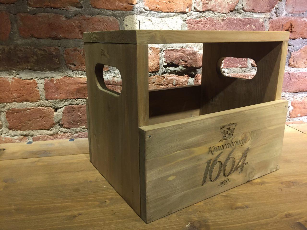Ящик для пива своими руками 445